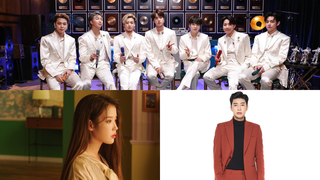 Here's Korean Idol With the Highest Brand Reputation Value for February 2021