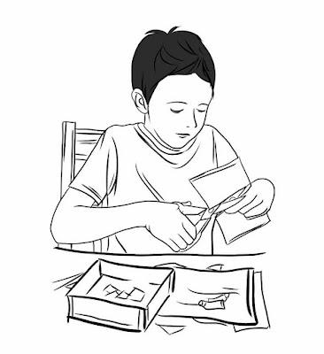 Bodas Novel Bagian 12 : Mulai Dari yang Terkecil