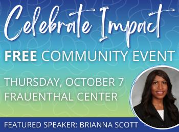Community Foundation Impact Event