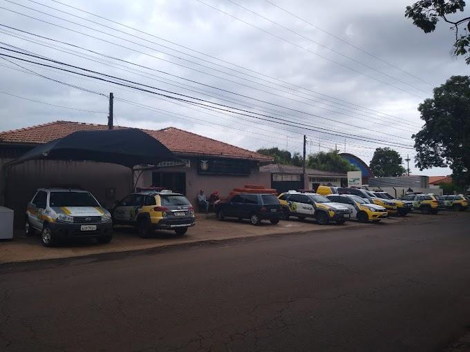 CINCO PESSOAS ENVOLVIDAS COM TRÁFICO DE DROGAS EM CONGONHINHAS FORAM PRESAS NESTA MANHÃ