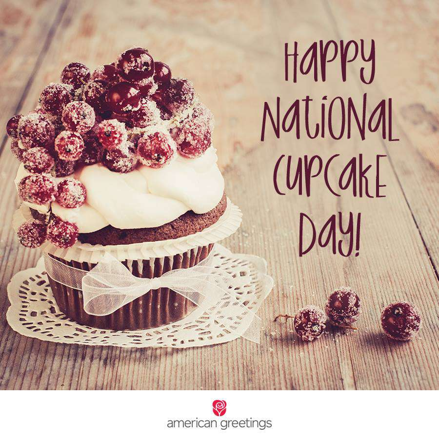 National Cupcake Day Wishes for Whatsapp