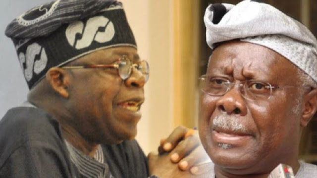 'What Is Happening To Tinubu Is A Judgment Of God. He Will Vomit Everything He Has Stolen' - Bode George