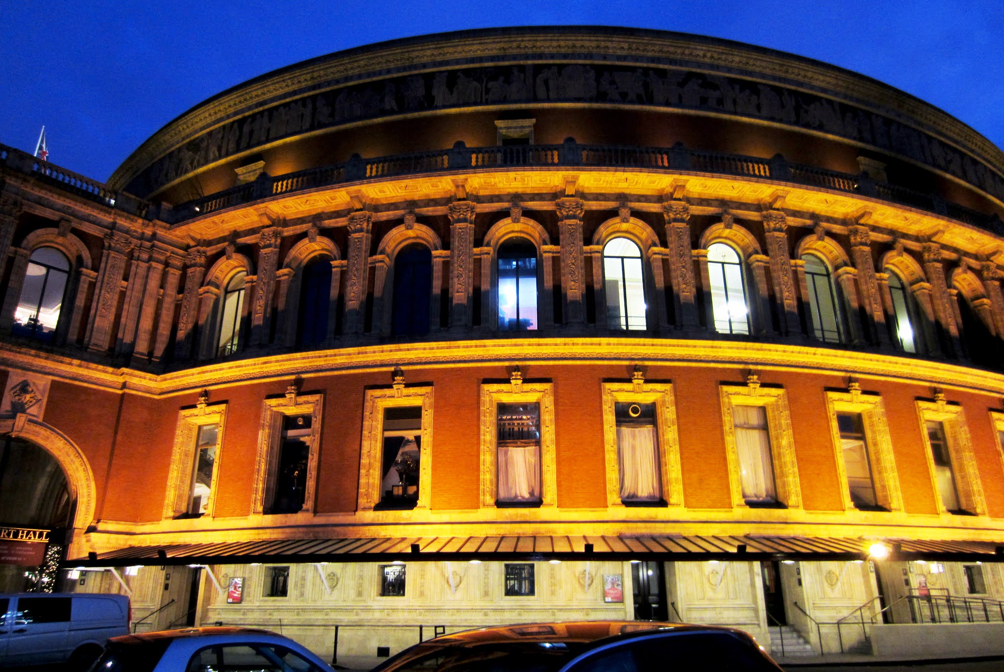 Royal Albert Hall exterior