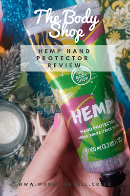 The Body Shop Hemp Hand Protector | Review
