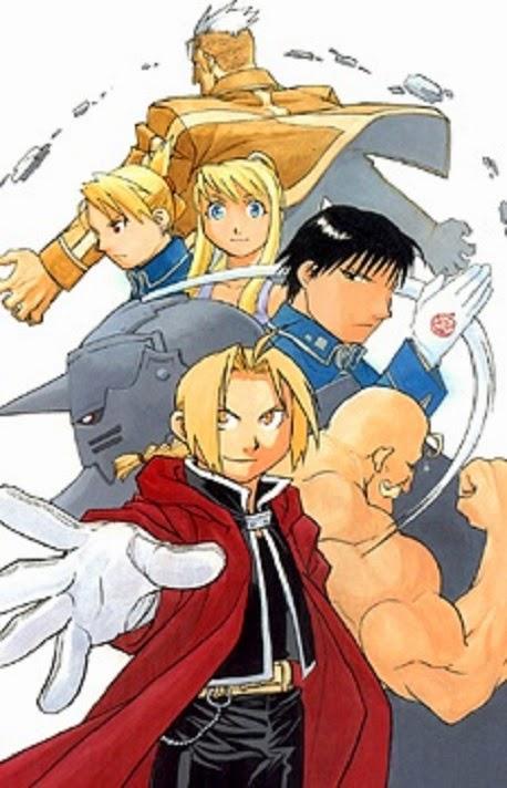 Fullmetal Alchemist (Manga) | Anime Power