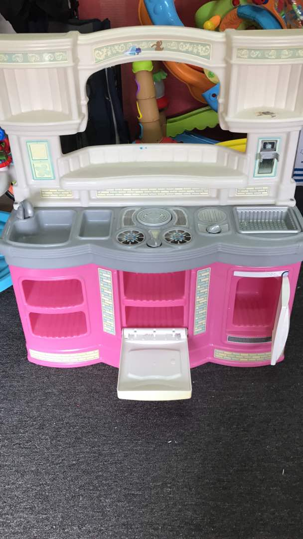 MYBUNDLETOYS2: STEP2 Prepare n Share Kitchen Playset