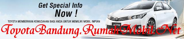 Toyota Corolla Altis Bandung