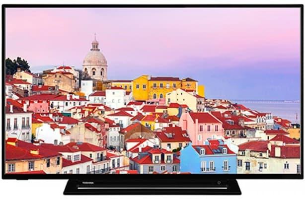 Toshiba 50UL3063DG: Smart TV 4K de 50'' con Dolby Vision HDR, Alexa y Netflix