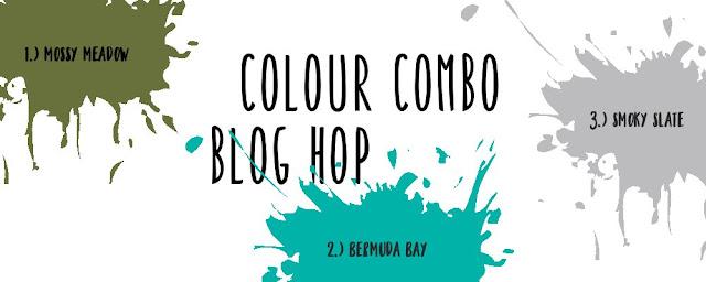 Colour Combo October Blog Hop
