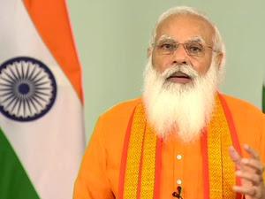 PM Narendra Modi launched M-Yoga App