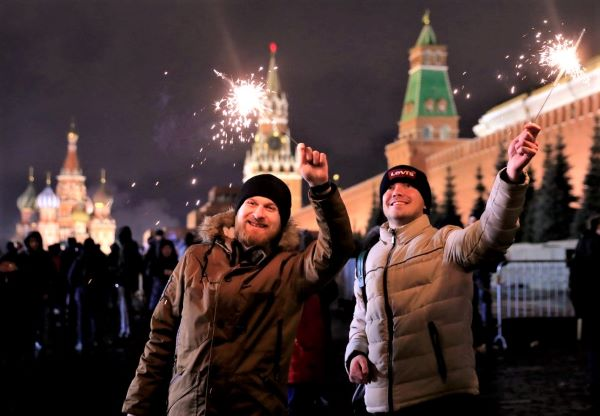 Happy New Year 2020: Celebrations around the world with pictures