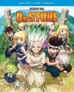 Dr. Stone – Temporada 1 [4xBD25] *Con Audio Latino