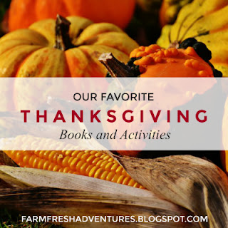 Thanksgiving Books and Activities