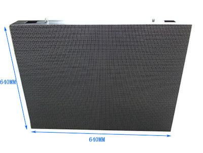 Thi công lắp đặt màn hình led p3 cabinet tại Đà Nẵng