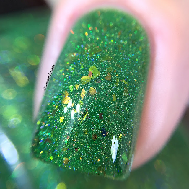 ever after polish rhaegal swatch