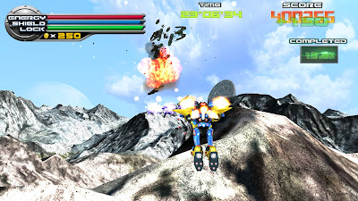 Exzeus The Complete Collections Game Screenshot 7