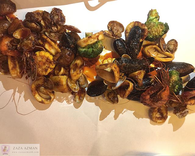 BEST HALAL SEAFOOD RESTAURANT IN BANGSAR