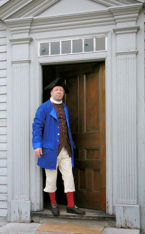 0c922077512 Passion for the Past  Colonial Kensington  Spending Time in the 1770 s