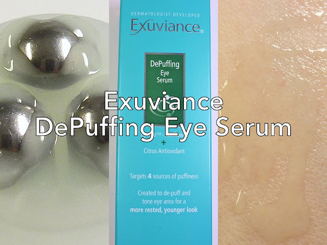 Exuviance DePuffing Eye Serum