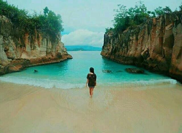 Pulau Kecil Pulau Mahoro Manado