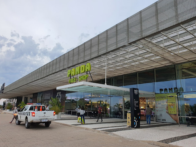 Free shops de Jaguarão e Rio Branco estão abertos