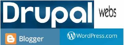 HTML, Drupal, Blogger, Wordpress, PHP, Language, CSS, Job, Online