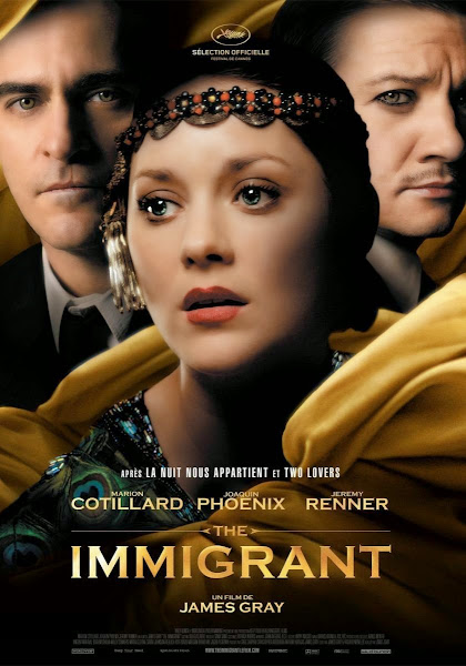The Immigrant DVDRip Latino