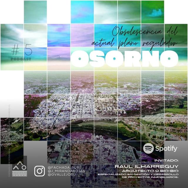 El déficit de viviendas en Osorno ▶️ Arquitectura Podcast
