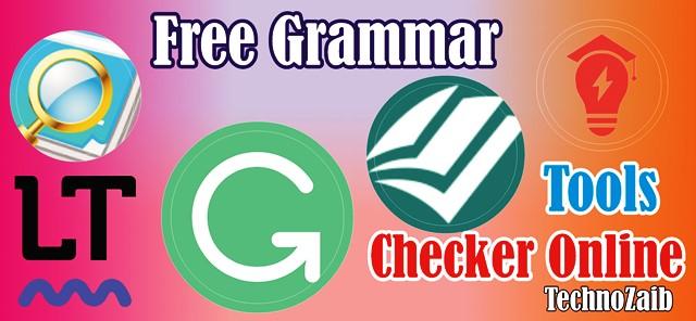 5+ Free Grammar Checker Online Tools