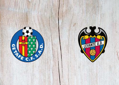 Getafe vs Levante -Highlights 16 May 2021