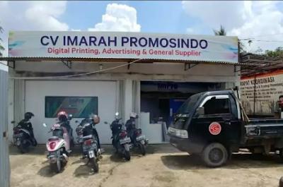 LOKER TEKNISI CV IMARAH PROMOSINDO PALEMBANG OKTOBER 2020