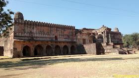 Mosque of Malik Mughith, Mandu