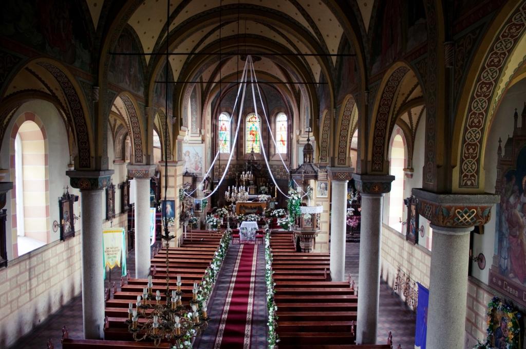 Kościół w Barczewku