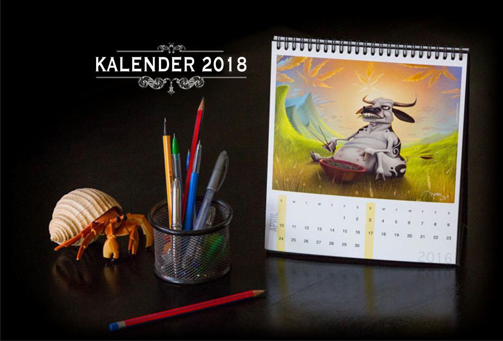 cetak kalender meja/ dinding/ pilkada/ caleg