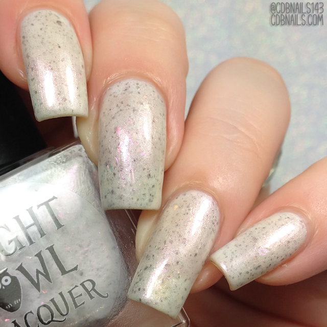 Night Owl Lacquer-That's Why They're Monsters