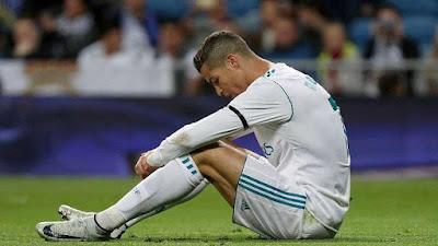 صدم فى ريال مدريد بسبب رونالدو