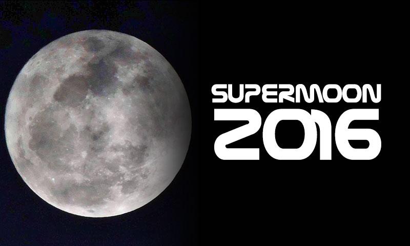 supermoon 2016