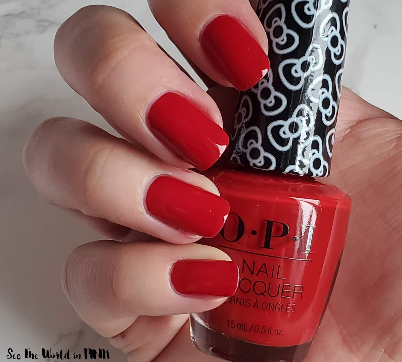OPI A Kiss on The Chic