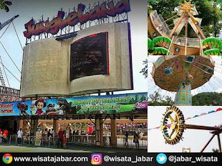 Wahana Jam Operasional Harga Tiket Terbaru Dan Kontak Jungleland