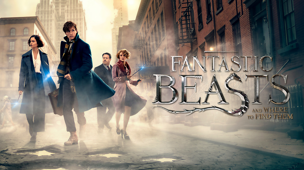 FANTASTIC BEASTS AND WHERE TO FIND THEM TAMIL DUBBED HD