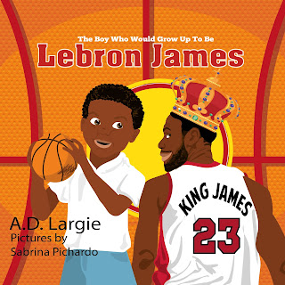 Lebron James Kids Book
