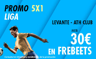 suertia promo Levante vs Athletic 12-7-2020