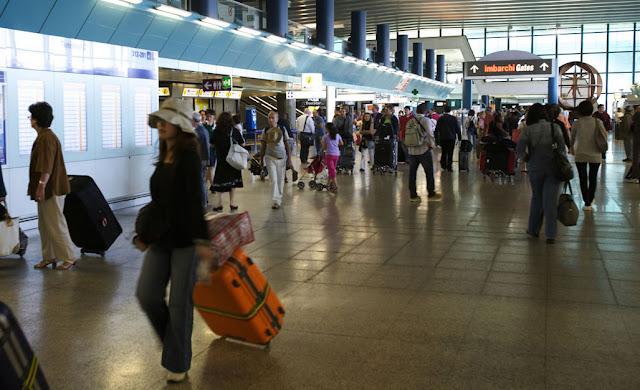 Como se deslocar do aeroporto até o centro de Roma