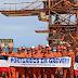 Areia Branca: Funcionários do Porto Ilha entram em greve por tempo indeterminado