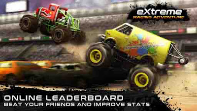 Extreme Racing Adventure v1.1 Mod APK3