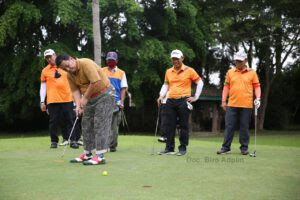 Gubernur Arinal Apresiasi Golf Gathering BRI