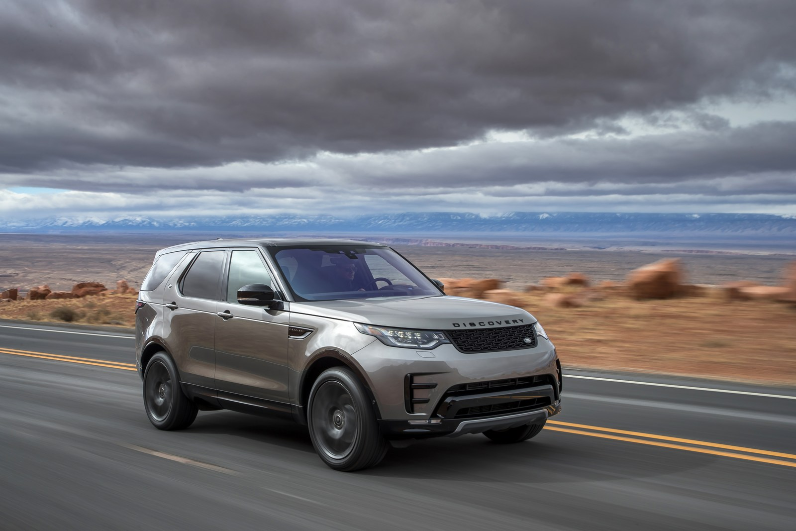 Land Rover Eyeing More Car Like Vehicles Possible New