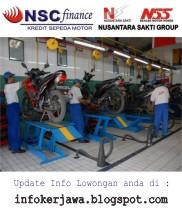 Lowongan Kerja PT Nusantara Sakti (NSS)
