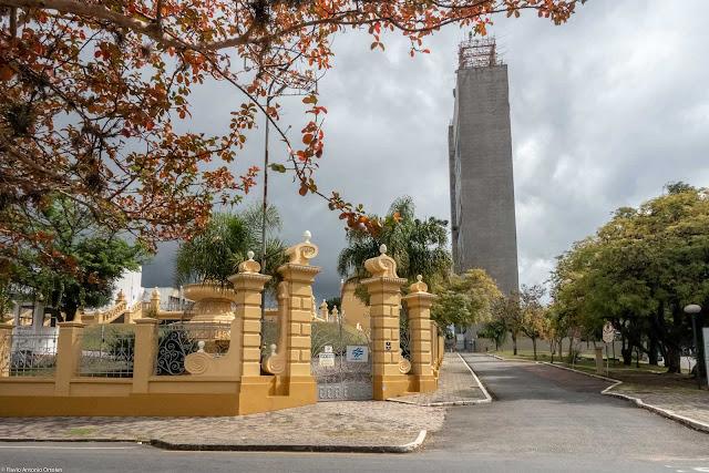 Reservatório do Alto São Francisco - o portão