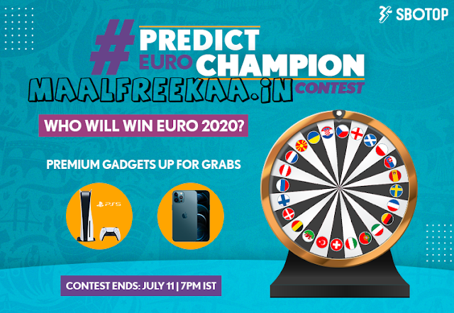 Play Predict Game of Euro Cup Football and Win
